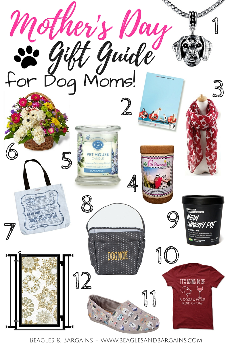 12 perfect mother 39 s day gifts for dog moms Perfect christmas gifts for mom